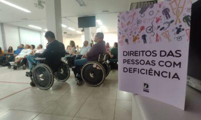 Cartilha da Defensoria sobre direitos da pessoa com deficiência ganha versão em braile