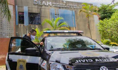 Acusado de agredir companheira com pauladas na cabeça é preso em Salvador