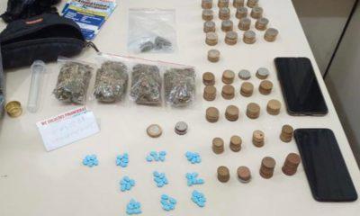Polícia desmonta esquema de delivery de drogas sintéticas em Lauro de Freitas