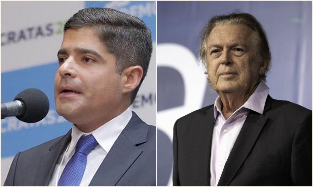 DEM e PSL publicam nota conjunta de repúdio a Bolsonaro
