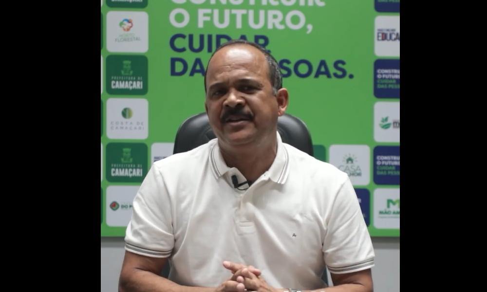 Mais de 50 mil não se vacinaram contra Covid-19 em Camaçari; Elinaldo faz apelo à população