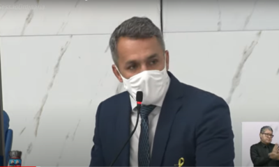 Flávio Matos defende implantação do sistema de ensino dos colégios da PM em Camaçari