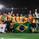 Brasil vence Argentina, conquista ouro e pentacampeonato no futebol de cinco nas Paralimpíadas