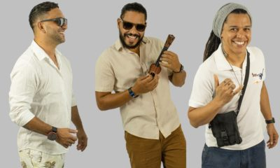 Após sucesso em live, grupo musical BESF realiza primeiro show aberto ao público em Camaçari
