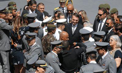 Pesquisa revela que 30% dos PMs pretendem participar de atos pró-Bolsonaro