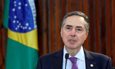 Barroso critica ameaças de Bolsonaro e cria Comissão de Transparência das Eleições