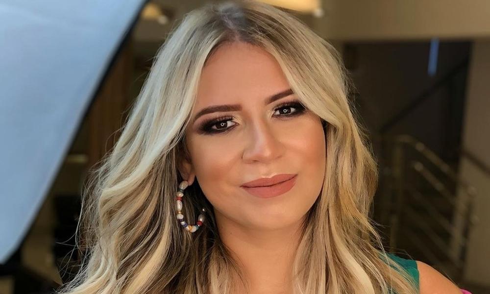 Marília Mendonça testa positivo para Covid-19 e cancela show