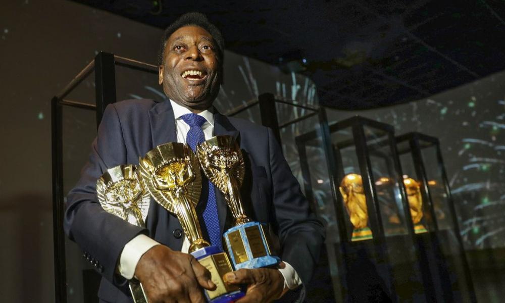 Pelé é transferido para UTI após apresentar instabilidade respiratória