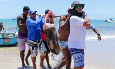Embarcações serão entregues a pescadores e marisqueiras da orla de Camaçari