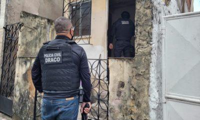 Dois homens envolvidos em série de sequestros são capturados pelo Draco em Salvador