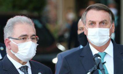 Anvisa recomenda quarentena para Bolsonaro e comitiva presidencial
