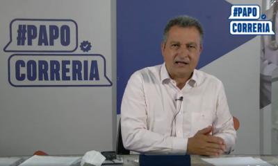 Rui Costa autoriza realização de eventos com 1.100 pessoas na Bahia