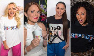 Em comemoração aos 25 anos de carreira, Spice Girls anunciam músicas inéditas