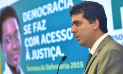 """""""Precisamos virar o mapa da injustiça"""", afirma defensor-geral da Bahia sobre estudo das defensorias públicas no Brasil"""