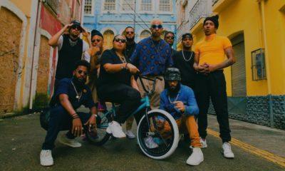 'Topo do Mundo': Afrocidade lança hoje novo single