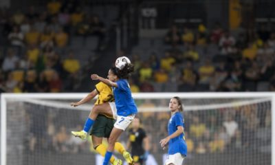 Brasil perde para Austrália em evento preparatório