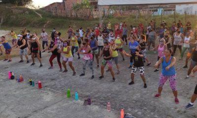 Outubro Rosa: Pracinha da Cultura terá aulão de zumba em Camaçari