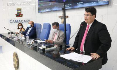 Tagner quer pagamento do adicional de insalubridade às merendeiras da rede pública municipal de Camaçari