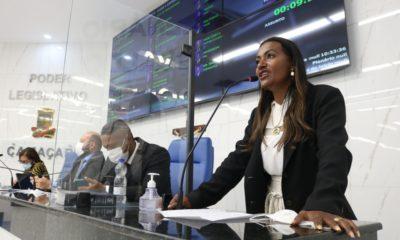 Professora Angélica pede redirecionamento do atendimento aos moradores de Cordoaria para UBS de Vila de Abrantes