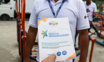 Programa municipal Agente do Empreendedorismo abre 87 vagas de estágio em Salvador
