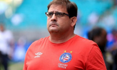 Guto Ferreira é o novo técnico do Bahia