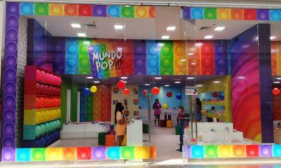 Febre do momento, Boulevard Shopping Camaçari inaugura 'Mundo Pop It'