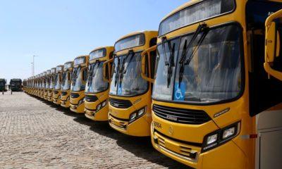 Frota de Salvador ganha mais 70 ônibus com ar-condicionado nesta terça-feira