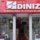 Óticas Diniz oferece vaga de emprego para auxiliar de vendas e auxiliar administrativo financeiro