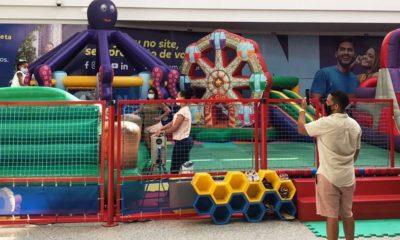 Boulevard terá programação especial para celebrar mês das crianças a partir deste sábado