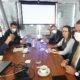 Rui Costa inicia tratativas para acordo científico com Universidade Técnica Tcheca