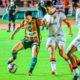 Vitória ganha do Sampaio Corrêa fora de casa após sete rodadas sem vencer e marcar gols