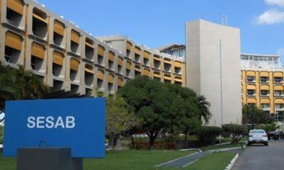 Sesab abre processo seletivo para cargos de nível superior a partir de segunda-feira