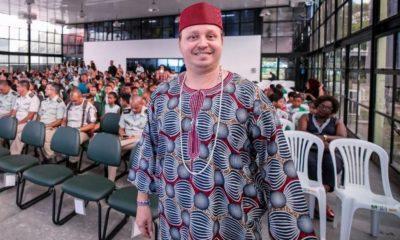 Tata Ricardo é o novo presidente da Câmara de Patrimônio do Conselho Estadual de Cultura