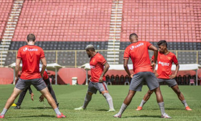 Jogo entre Vitória e Itabaiana pela pré-Copa do Nordeste marca volta de torcida ao Barradão