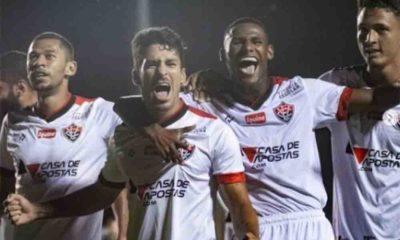 Vitória goleia Itabaiana em noite de reencontro com torcedor pela Pré-Copa do Nordeste