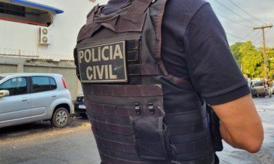 Suspeito de envolvimento na morte de adolescente de 15 anos em Candeias é preso