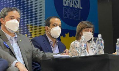 Bruno Reis acredita que criação do União Brasil fortalece pré-candidatura de ACM Neto para 2022