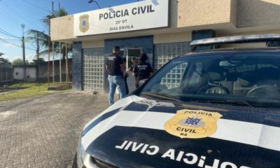 Líder do tráfico em Dias d'Ávila é preso nesta sexta-feira