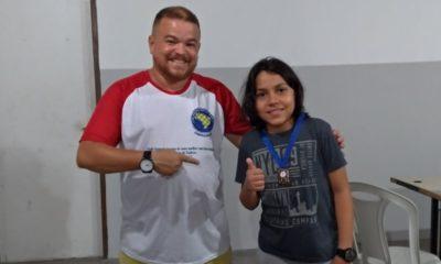 Professor de xadrez de Camaçari comandará delegação baiana nos Jogos Escolares no Rio de Janeiro