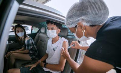 Camaçari: 14 postos aplicarão vacina contra Covid-19 nesta segunda-feira