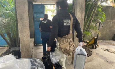 Empresário é preso em Salvador suspeito de cometer crimes financeiros com sonegação de R$ 15 milhões