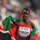 Agnes Jebet Tirop, recordista mundial do Quênia, é encontrada morta em casa