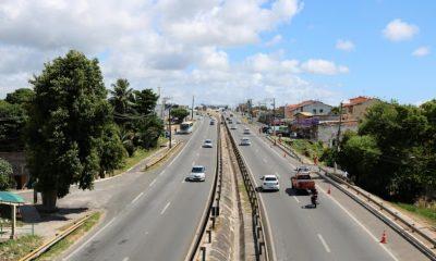 Tarifas de pedágio da Estrada do Coco ficarão mais caras a partir de segunda-feira
