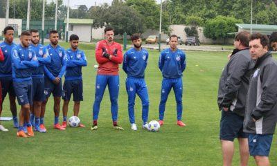 Com retorno de Guto Ferreira, Bahia enfrenta Athletico-PR neste sábado