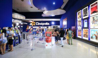 Cinema de shopping em Salvador terá sessões a R$ 10 nesta quarta-feira