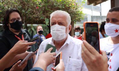 """Jaques Wagner diz que vontade de João Leão de encabeçar chapa """"faz parte da regra do jogo"""""""