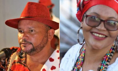 Mestres do Samba Chula Filhos de Oyò farão participação especial em troca de vivências em Goiânia
