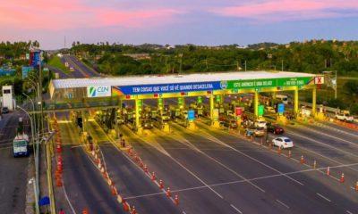 Pedágio da Estrada do Coco fica mais caro a partir de hoje
