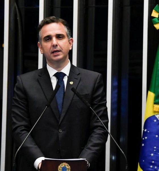 Rodrigo Pacheco deixa o DEM e anuncia ida para PSD de Gilberto Kassab
