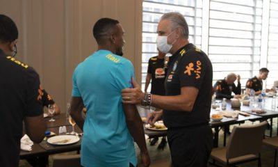 Eliminatórias: jogadores nacionais se juntam à Seleção Brasileira em Bogotá